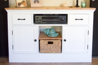 Media Console Styled